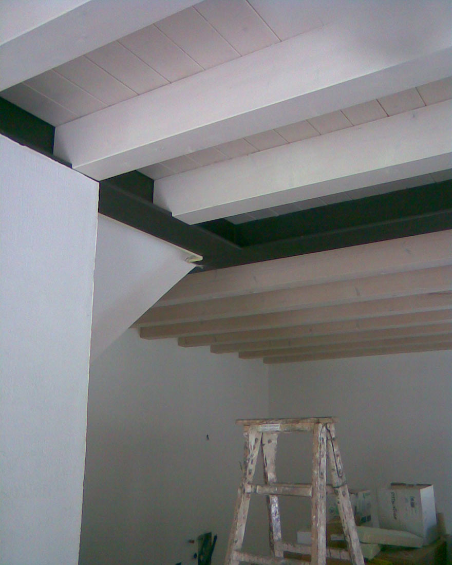 Beautiful pareti e pitture interne erregi treviso with - Pitture decorative per pareti ...
